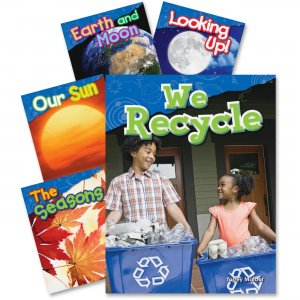 Shell 23021 1st Grade Earth and Space Book Set SHL23021