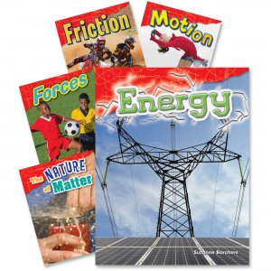 Shell 23022 Physical Science Book Set SHL23022