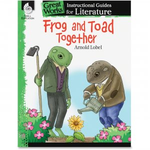 Shell 40001 Frog and Toad Together: An Instructional Guide for Literature SHL40001