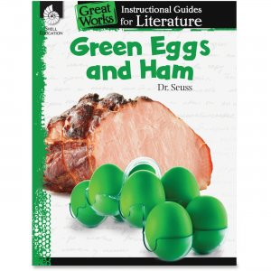 Shell 40002 Green Eggs and Ham: An Instructional Guide for Literature SHL40002