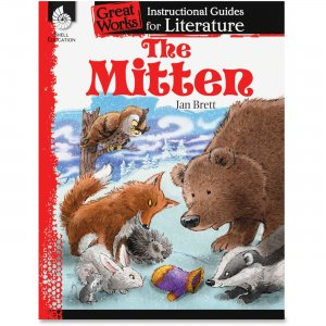 Shell 40004 The Mitten: An Instructional Guide for Literature SHL40004