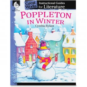 Shell 40006 Poppleton in Winter: An Instructional Guide for Literature SHL40006