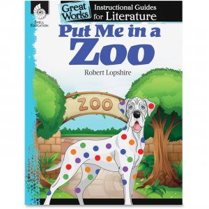 Shell 40007 Put Me in the Zoo: An Instructional Guide for Literature SHL40007