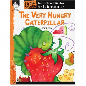 Shell 40008 The Very Hungry Caterpillar: An Instructional Guide for Literature SHL40008
