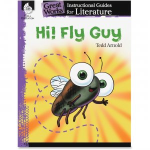 Shell 40010 Hi! Fly Guy: An Instructional Guide for Literature SHL40010
