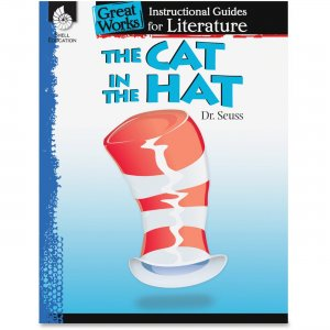 Shell 40011 The Cat in the Hat: An Instructional Guide for Literature SHL40011