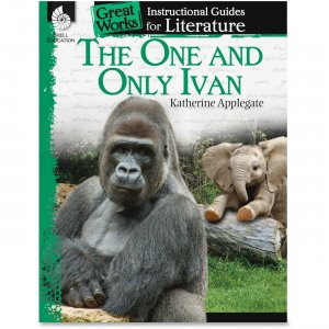 Shell 40101 The One and Only Ivan: An Instructional Guide for Literature SHL40101