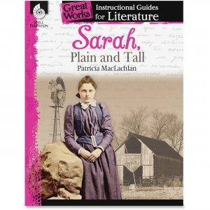 Shell 40102 Sarah, Plain and Tall: An Instructional Guide for Literature SHL40102