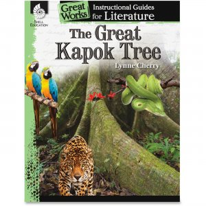 Shell 40105 The Great Kapok Tree: An Instructional Guide for Literature SHL40105