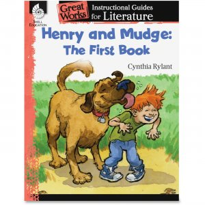 Shell 40106 Henry and Mudge: The First Book: An Instructional Guide for Literature SHL40106