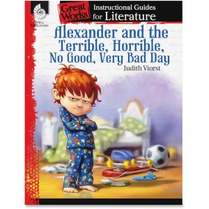 Shell 40108 Alexander and the Terrible, Horrible, No Good, Very Bad Day SHL40108