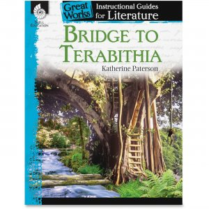 Shell 40201 Bridge to Terabithia: An Instructional Guide for Literature SHL40201