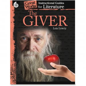 Shell 40205 The Giver: An Instructional Guide for Literature SHL40205
