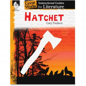 Shell 40206 Hatchet: An Instructional Guide for Literature SHL40206
