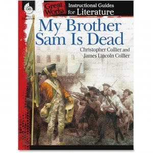 Shell 40211 My Brother Sam Is Dead: An Instructional Guide for Literature SHL40211