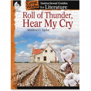 Shell 40214 Roll of Thunder, Hear My Cry: An Instructional Guide for Literature SHL40214