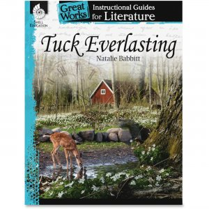 Shell 40215 Tuck Everlasting: An Instructional Guide for Literature SHL40215