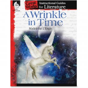 Shell 40217 A Wrinkle in Time: An Instructional Guide for Literature SHL40217