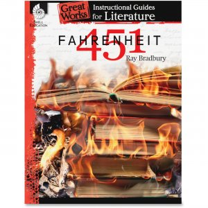 Shell 40301 Fahrenheit 451: An Instructional Guide for Literature SHL40301