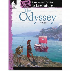 Shell 40303 The Odyssey: An Instructional Guide for Literature SHL40303
