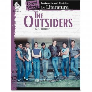 Shell 40304 The Outsiders: An Instructional Guide for Literature SHL40304
