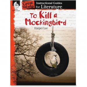 Shell 40308 To Kill a Mockingbird: An Instructional Guide for Literature SHL40308