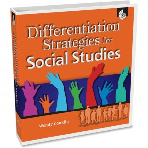 Shell 50015 Differentiation Strategies for Social Studies SHL50015