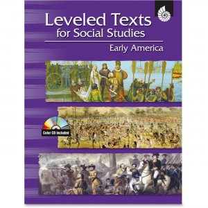Shell 50081 Leveled Texts for Social Studies: Early America SHL50081