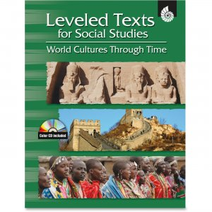 Shell 50083 Leveled Texts for Social Studies: World Cultures Through Time SHL50083
