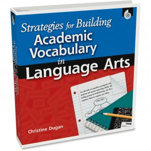 Shell 50128 Strategies for Building Academic Vocabulary in Language Arts SHL50128