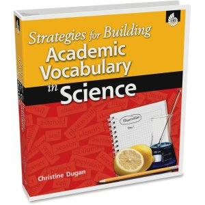 Shell 50129 Strategies for Building Academic Vocabulary in Science SHL50129