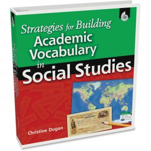 Shell 50130 Strategies for Building Academic Vocabulary in Social Studies SHL50130