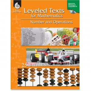 Shell 50715 Leveled Texts for Mathematics: Number and Operations SHL50715