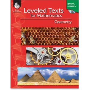 Shell 50717 Leveled Texts for Mathematics: Geometry SHL50717