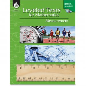 Shell 50754 Leveled Texts for Mathematics: Measurement SHL50754