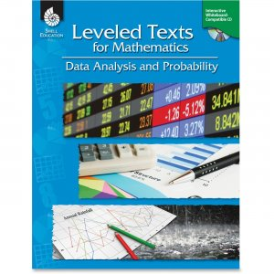 Shell 50755 Leveled Texts for Mathematics: Data Analysis and Probability SHL50755