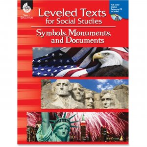 Shell 50896 Leveled Texts for Social Studies: Symbols, Monuments, and Documents SHL50896