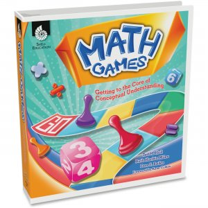Shell 51013 Math Games: Getting to the Core of Conceptual Understanding SHL51013