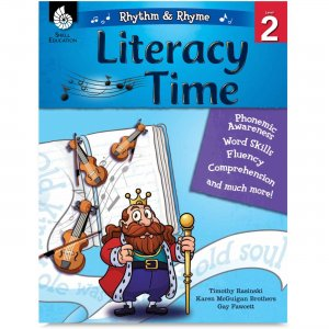 Shell 51338 Rhythm & Rhyme Literacy Time Level 2 SHL51338
