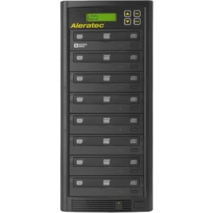 Aleratec 260182 1:7 DVD/CD Copy Tower Duplicator