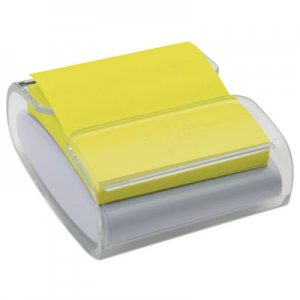 Post-it Pop-up Notes Super Sticky WD330WH Pop-Up Notes Wrap Dispenser, 3 x 3, White MMMWD330WH