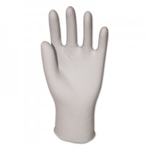 GEN GEN8960MCT General-Purpose Vinyl Gloves, Powdered, Medium, Clear, 2 3/5 mil, 1000/Carton