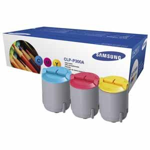 Samsung CLP-P300A Color Toner Cartridge