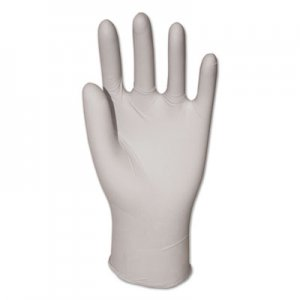GEN GEN8961XLCT General Purpose Vinyl Gloves, Powder-Free, X-Large, Clear, 3.6 mil, 1000/Carton