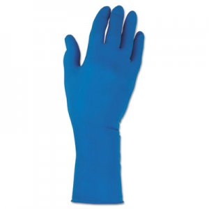Jackson Safety KCC49826 G29 Solvent Resistant Gloves, 295 mm Length, X-Large/Size 10, Blue, 500/Carton