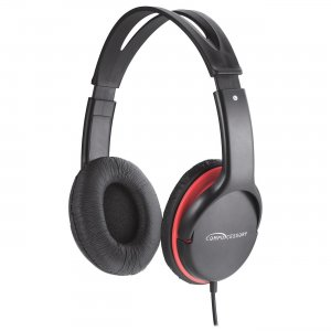 Compucessory 15153 Stereo Headset w/ Volume Control