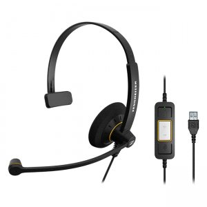 Sennheiser 504546 Headset SC 30 USB ML