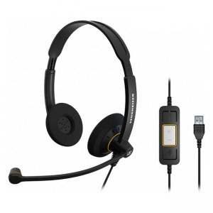 Sennheiser 504547 Headset SC 60 USB ML