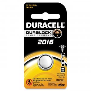 Duracell DL2016BPK Lithium General Purpose Battery