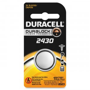 Duracell DL2430BPK Lithium General Purpose Battery